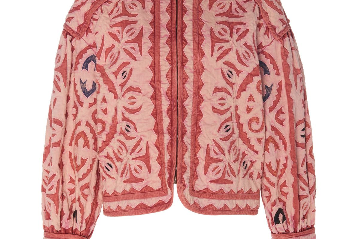 ulla johnson marisela cotton jacket