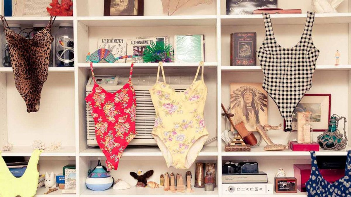 Is This the Future of Bathing Suit Shopping?