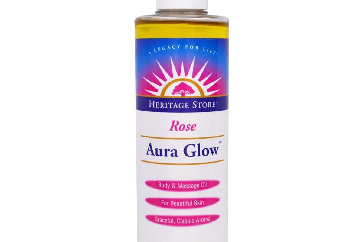 heritage store rose aura glow