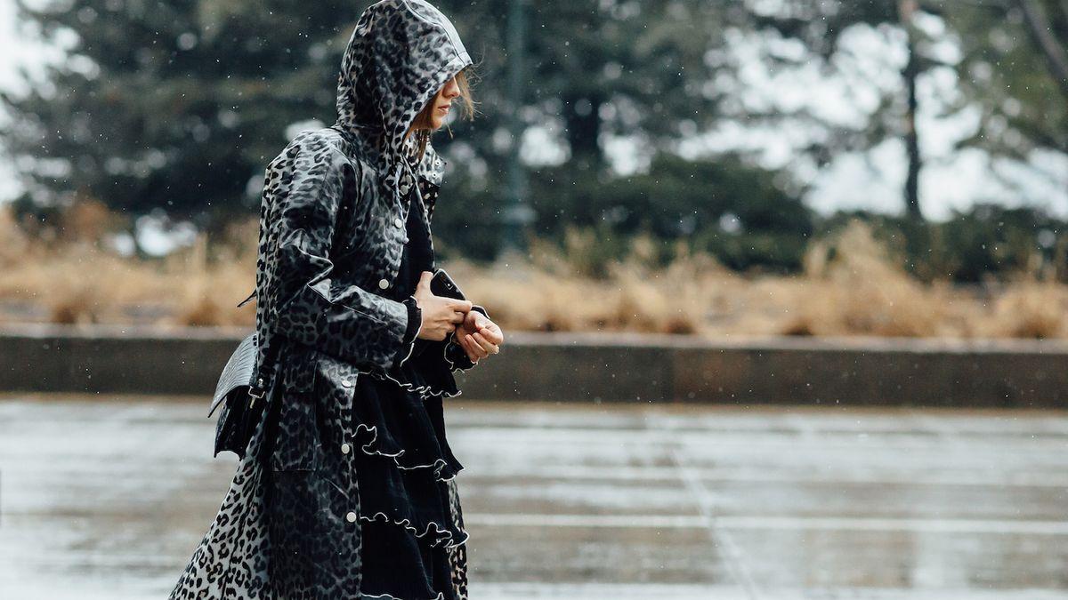 luxury snow wear