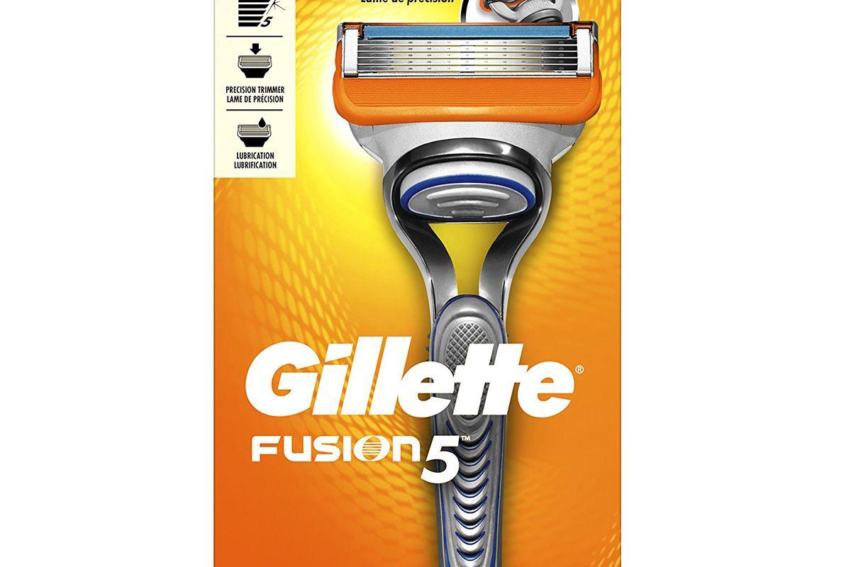 gillette fusion 5 mens razor