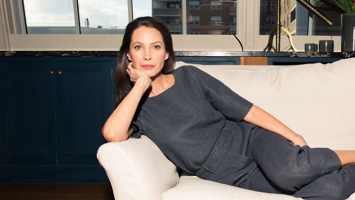 The Men's Grooming Product Christy Turlington Burns Steals From Her Husband