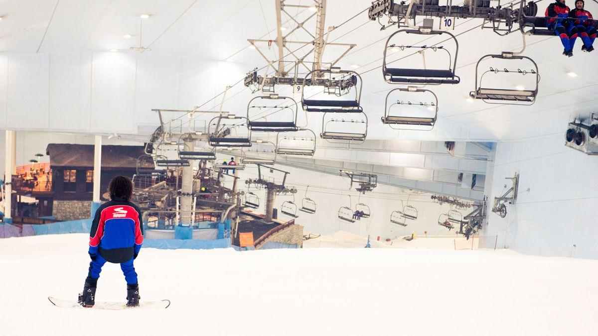 Where Fashion Girls Ski