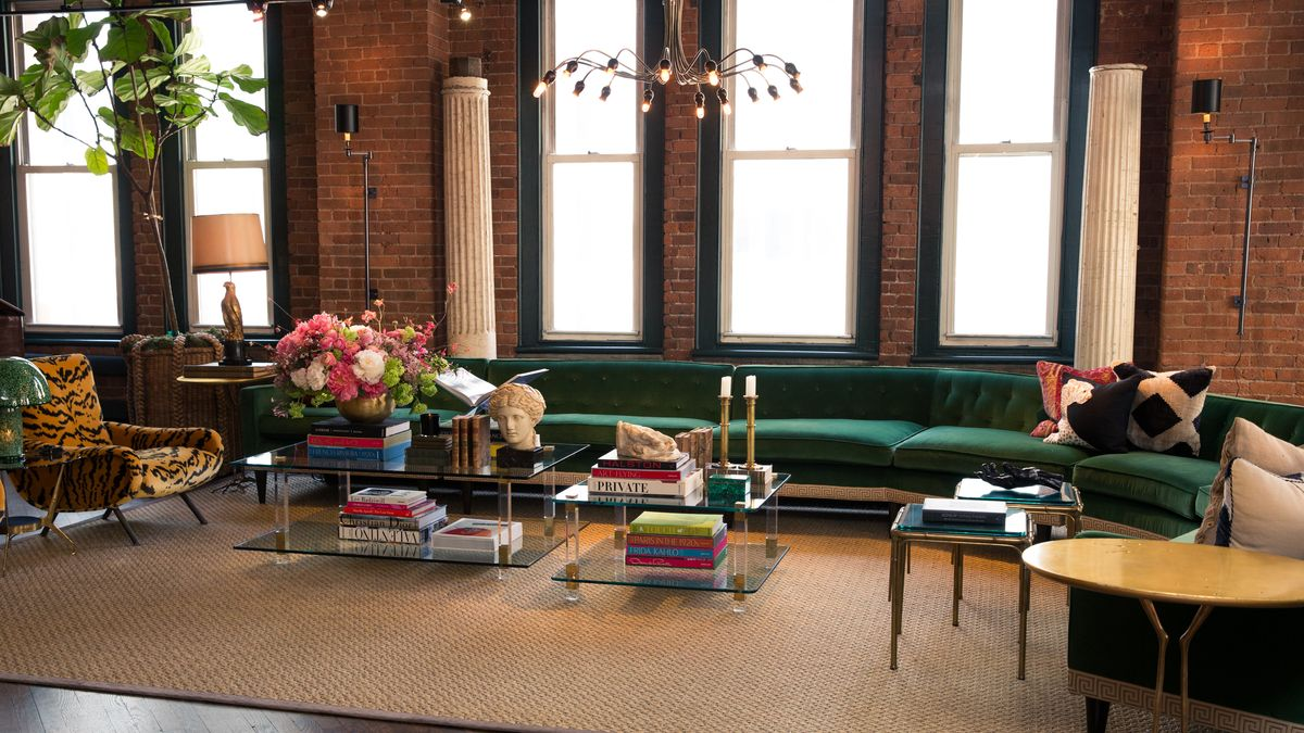This Loft Is Home to New York's Best Parties