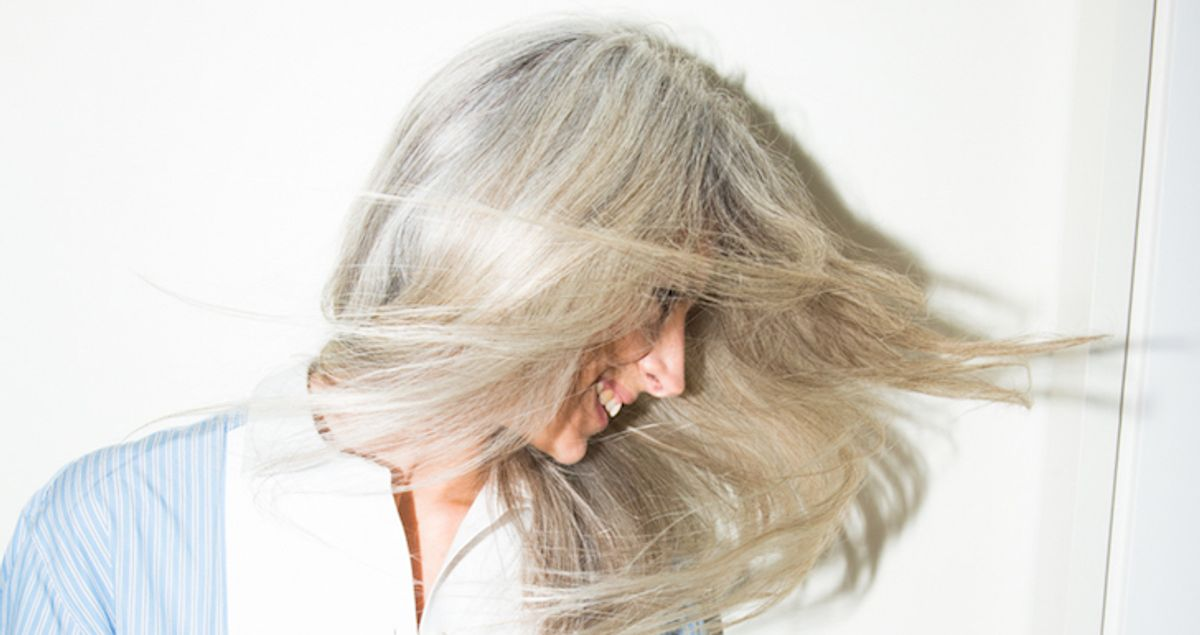 The How & Why of Going (& Growing) Grey