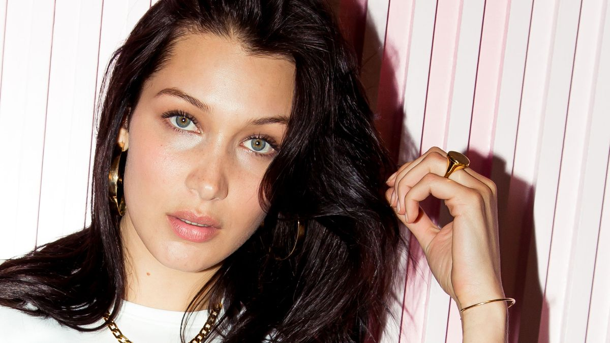 Bella Hadid on Extreme Cleansing & Owning 50 Pairs of Sneakers