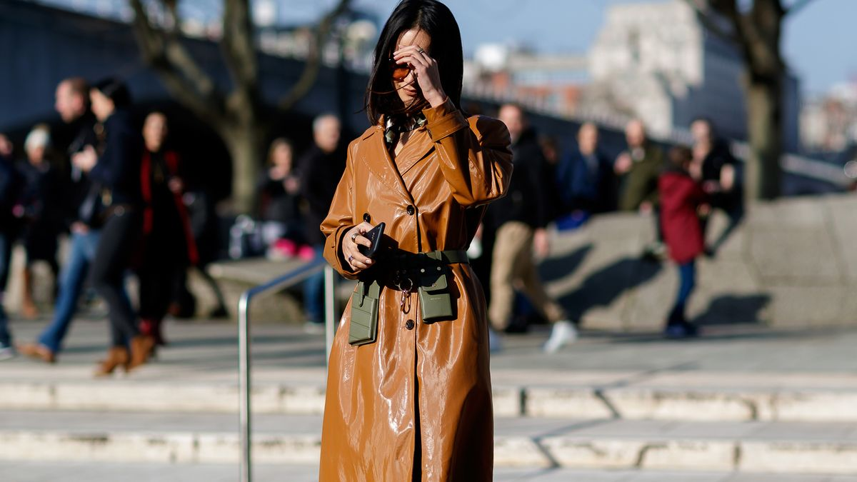 chic trench coats