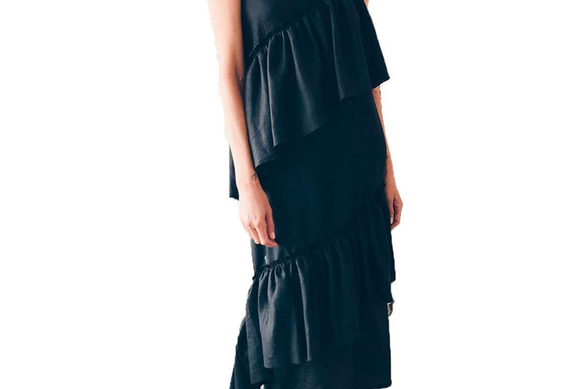 El Morro Ruffle Dress