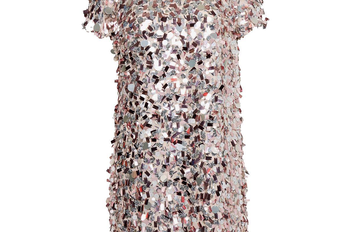 Aimee Sequin Tunic Dress