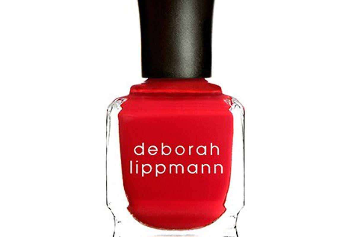deborah lippmann footloose nail polish