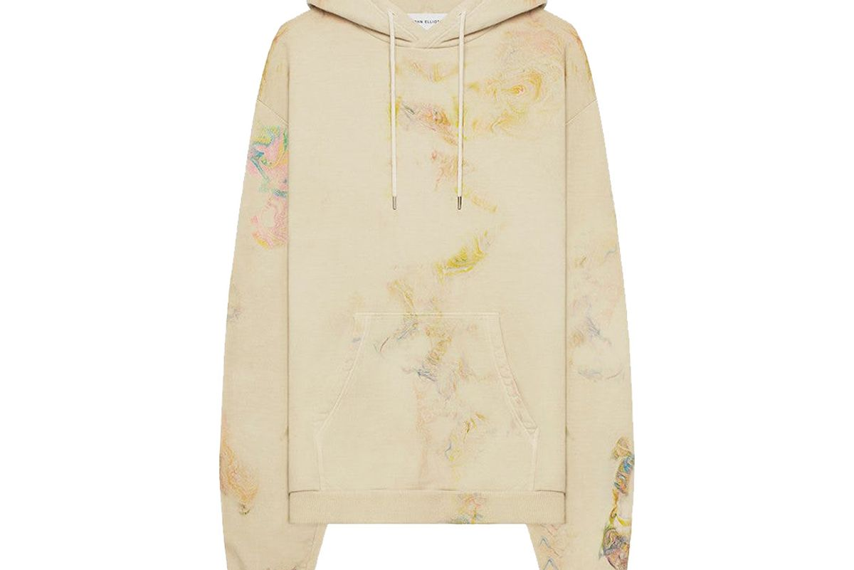 john elliot beach hoodie