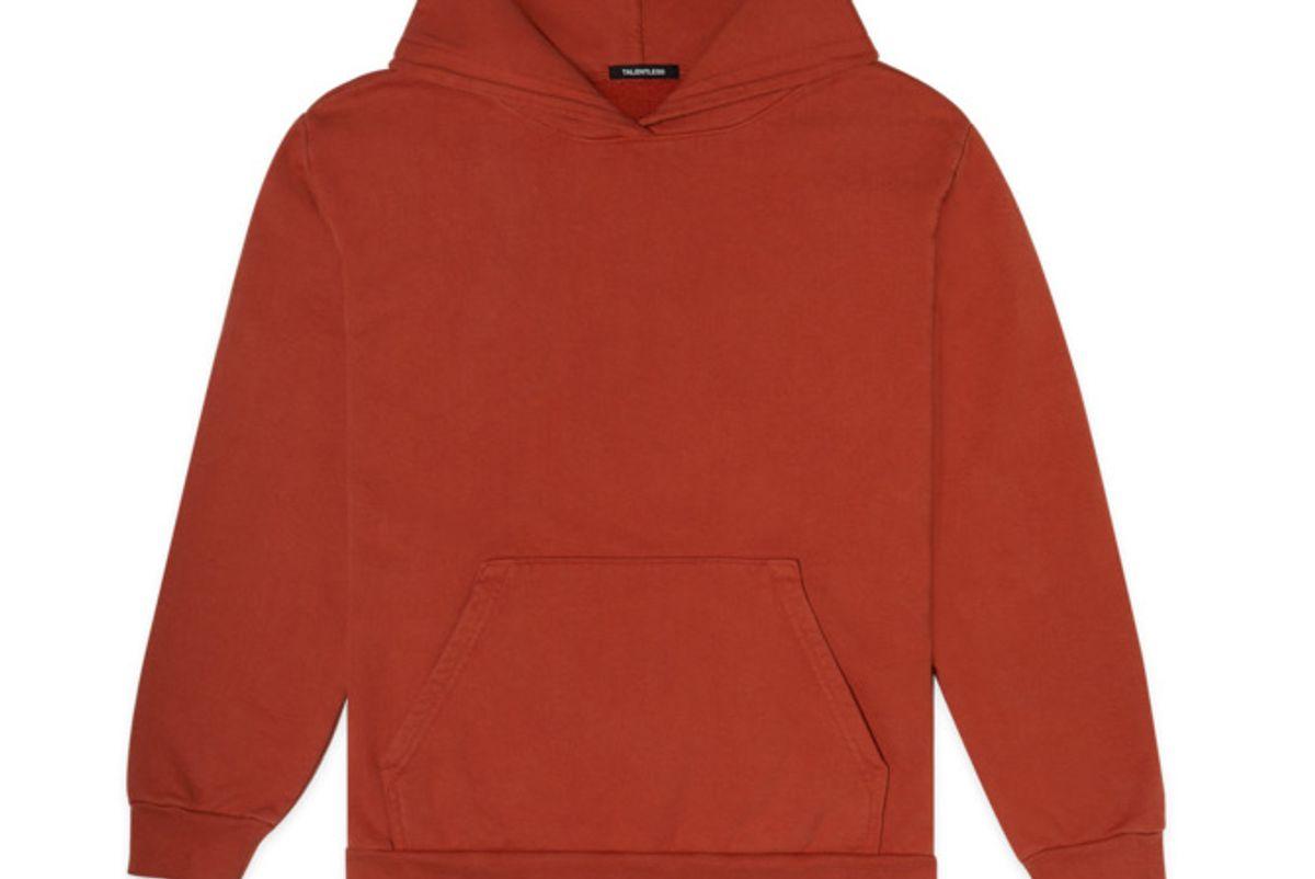 talentless womens premium hoodie