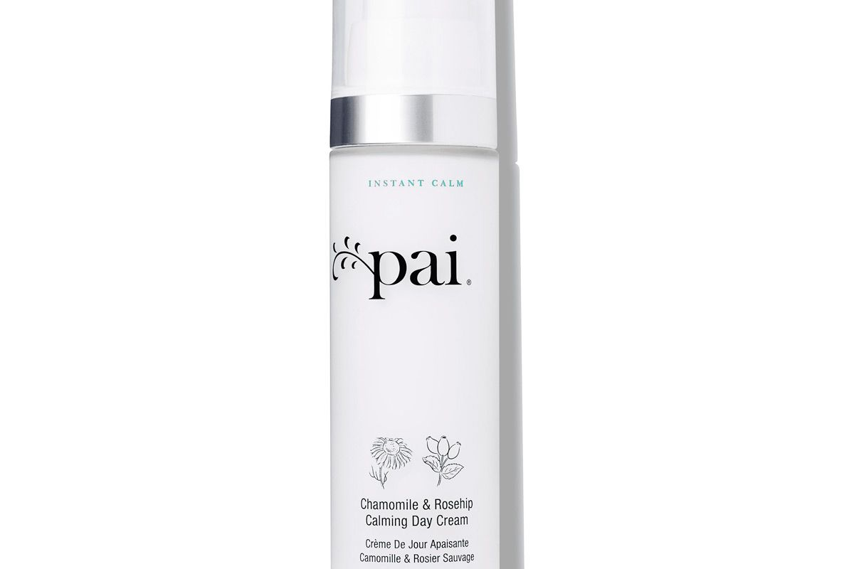 pai chamomile and rosehip calming day cream