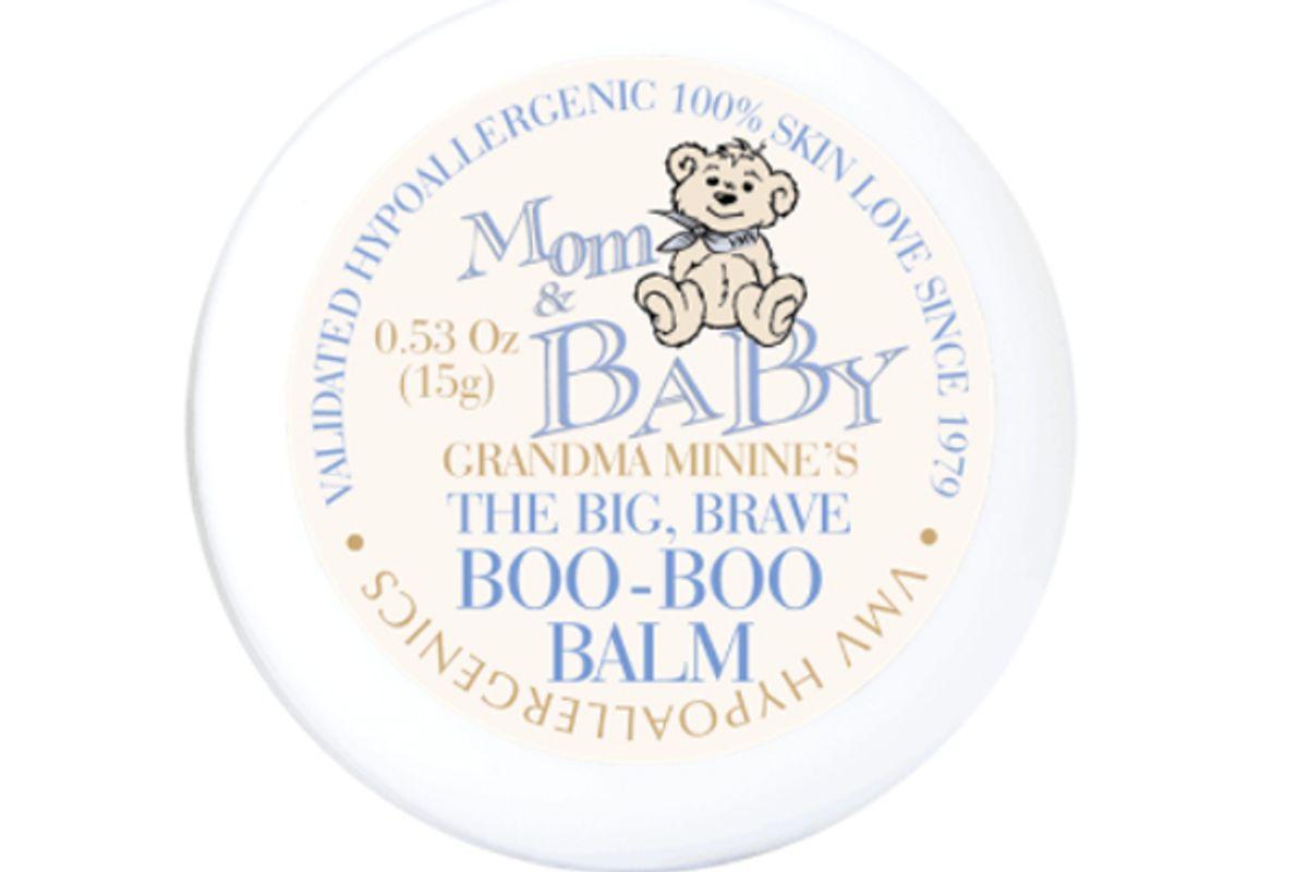 Grandma Minnie's Big Brave Boo-boo Balm