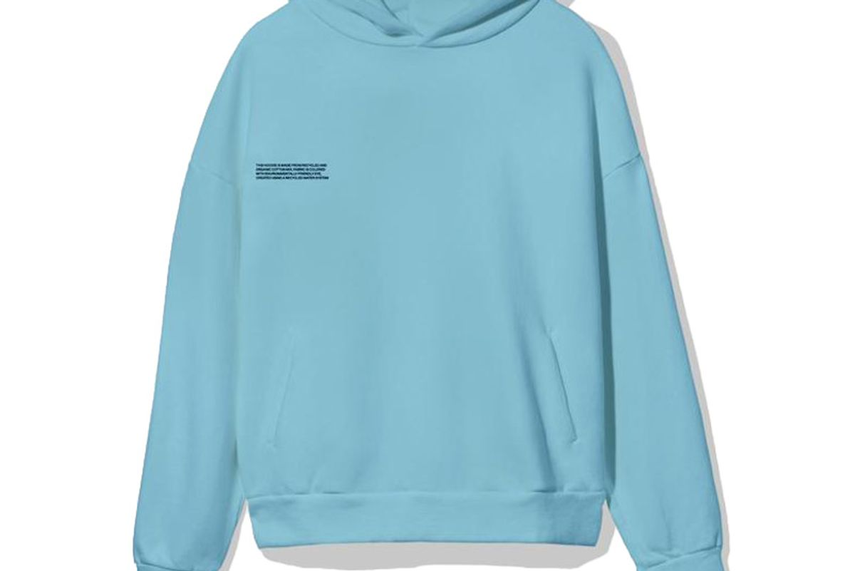 pangaia recycled cotton hoodie