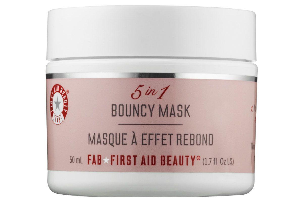 5 in 1 Bouncy Mask