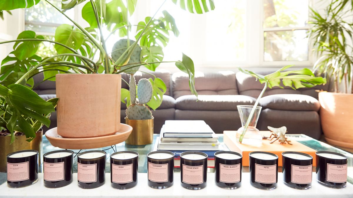 A Cannabis Candle Turned This Side Hustle into a Full-Time Career