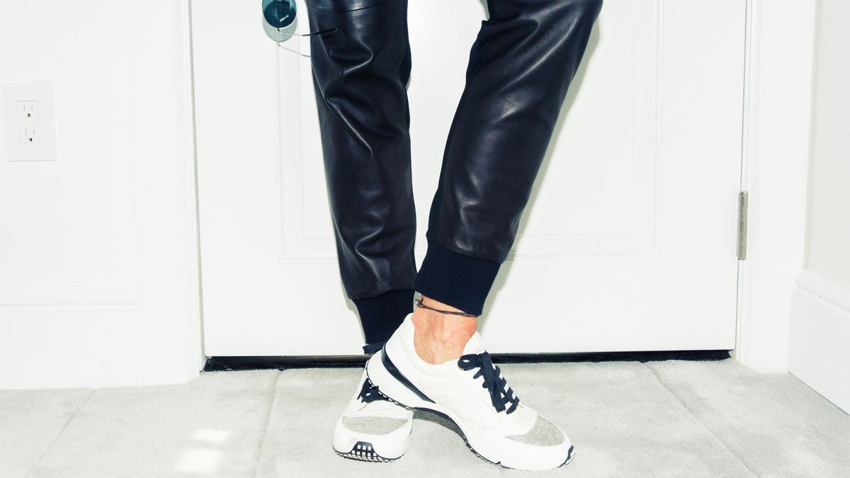 workout clothes editors wear to work