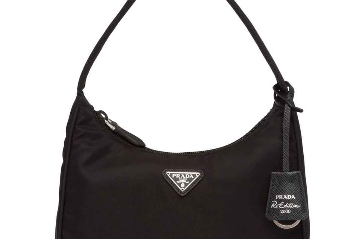 prada re-edition 2000 mini nylon bag