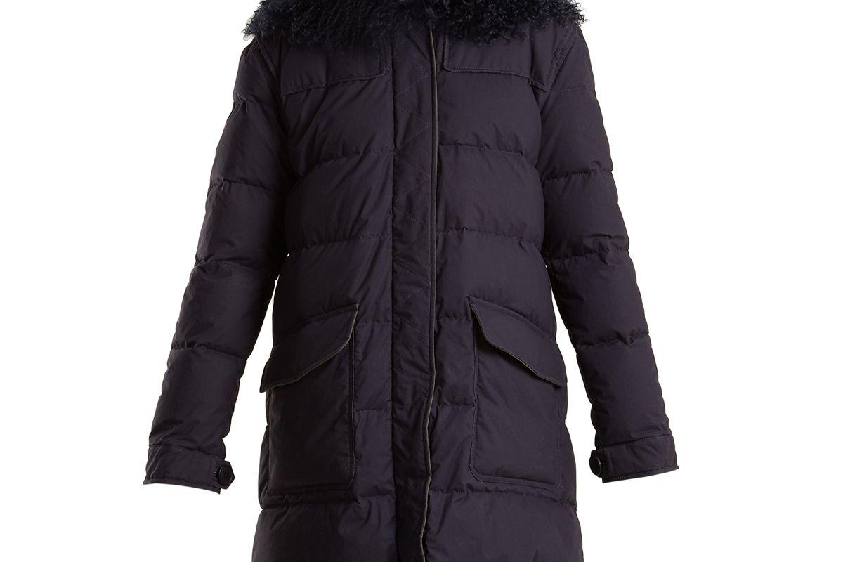 imr mrs italy mongolian fur lined coat