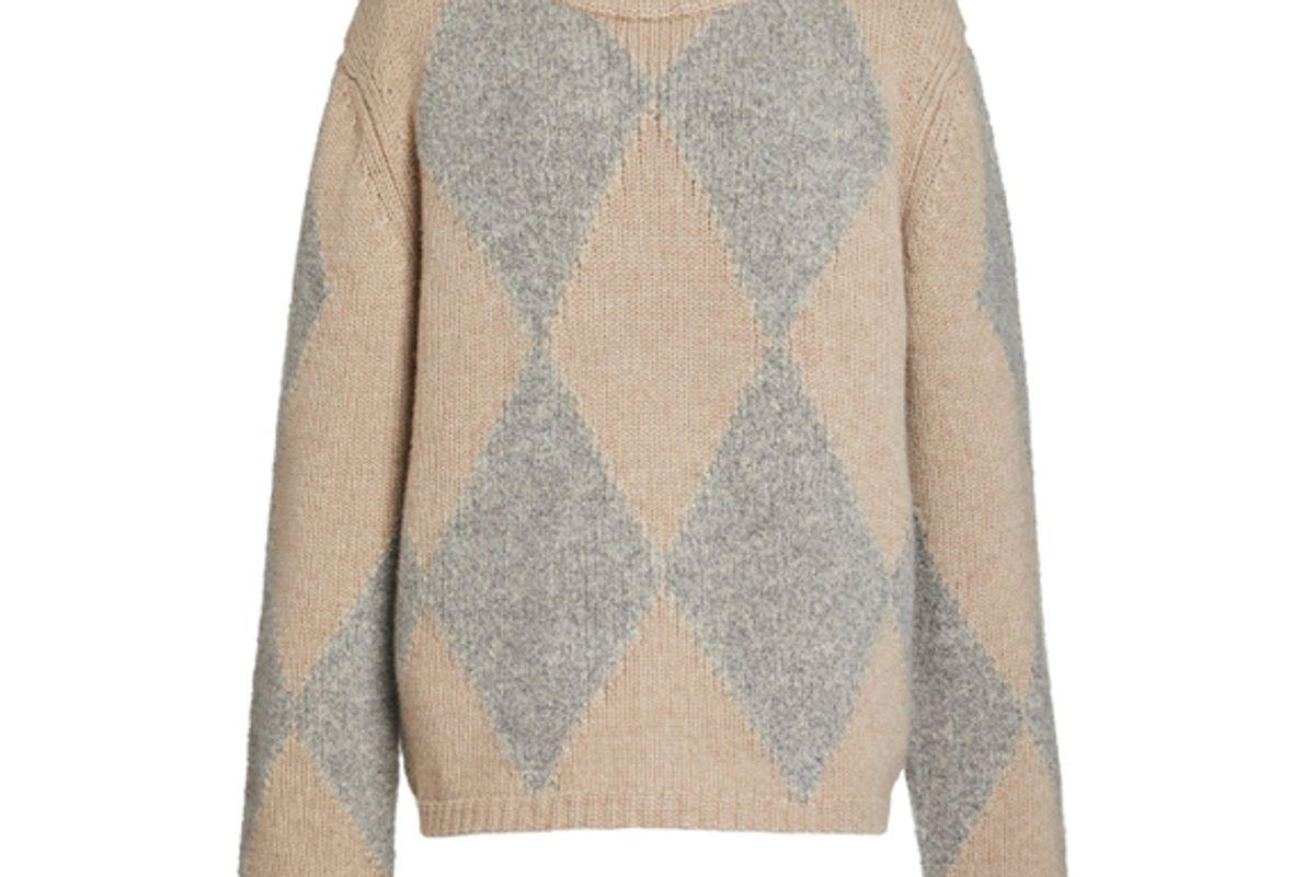 khaite daisy pullover sweater