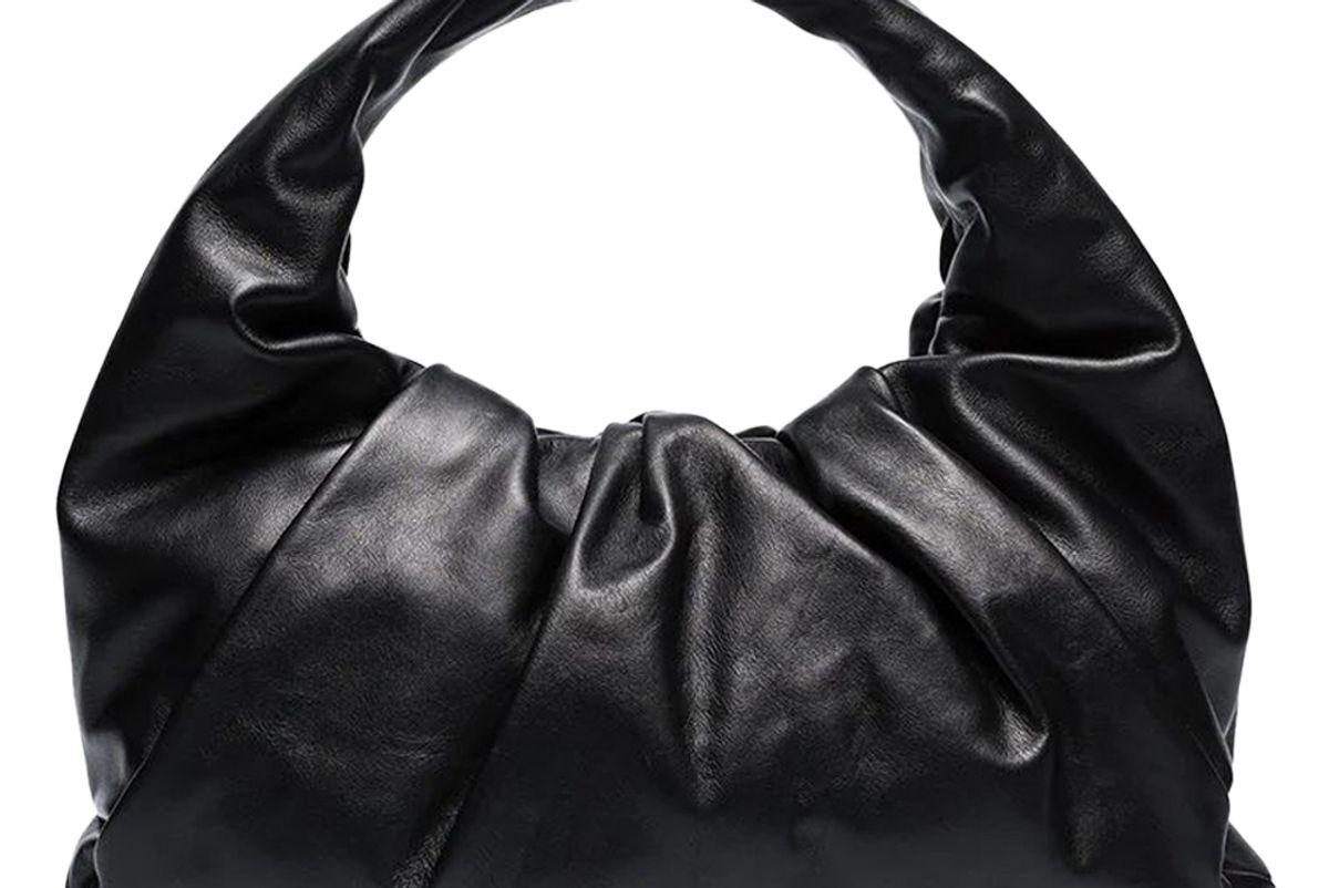 bottega veneta shoulder pouch bag