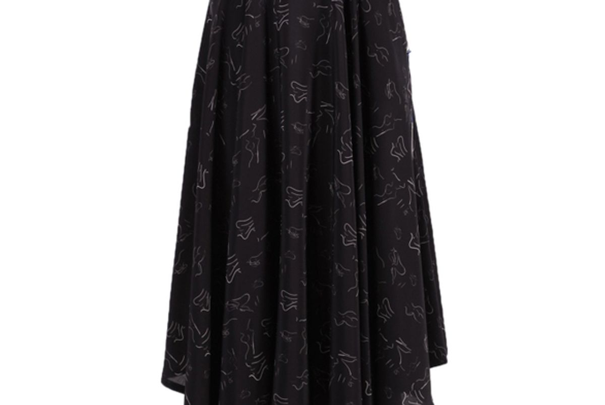 lhd french riviera skirt