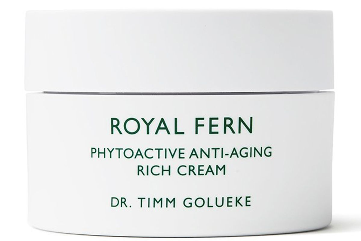 royal fern phytoactive anti aging rich cream