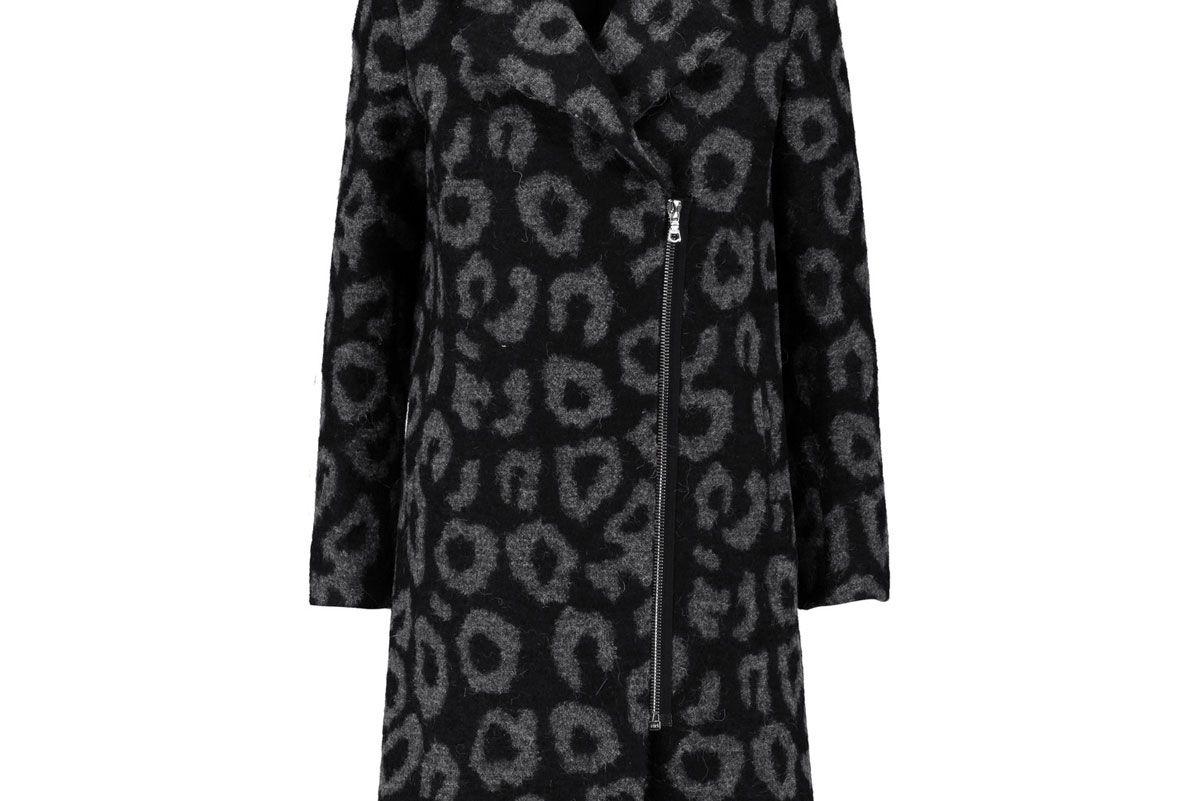 Miline Felted-Bouclé Coat