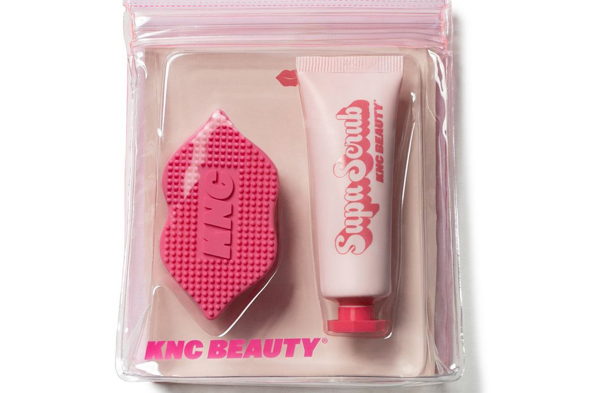 knc beauty supa scrub set