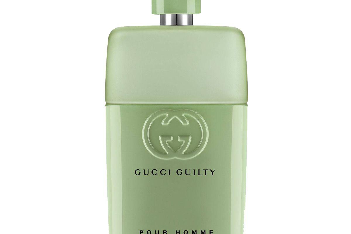 gucci gucci guilty love edition pour homme 90ml eau de toilette