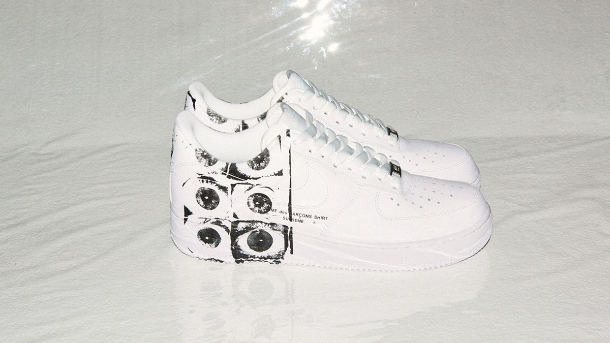 These White Sneakers Are On Every Fashion Lover's Wish List
