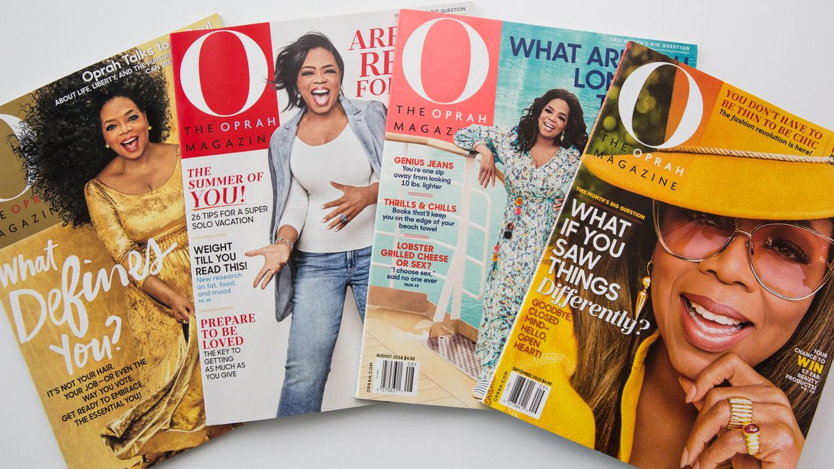 o mag editor in chief lucy kaylin