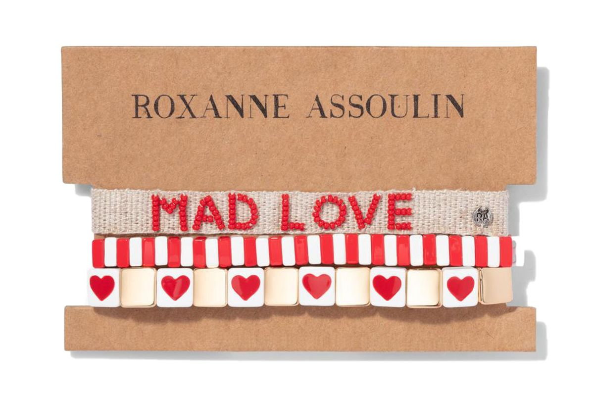 roxanne assoulin mad love stack