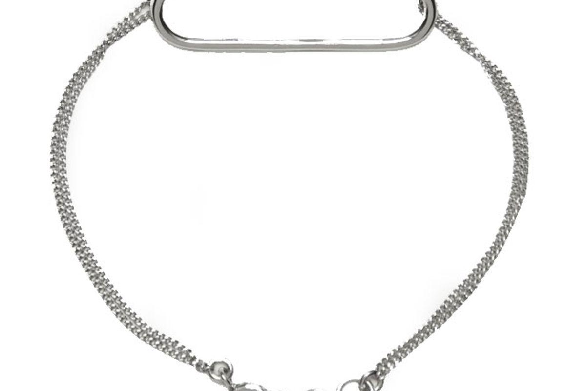 Wire Shape Bracelet