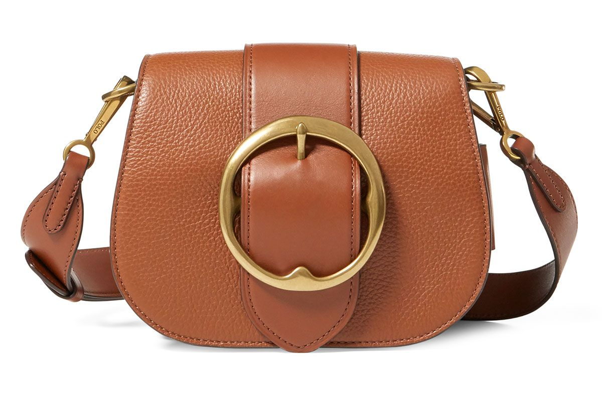 Lennox Bag in Saddle