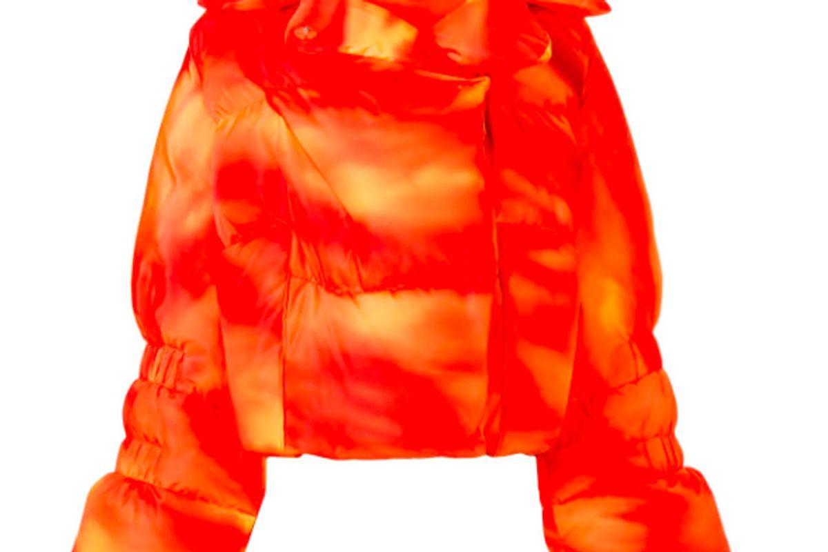 saks potts star fire padded jacket