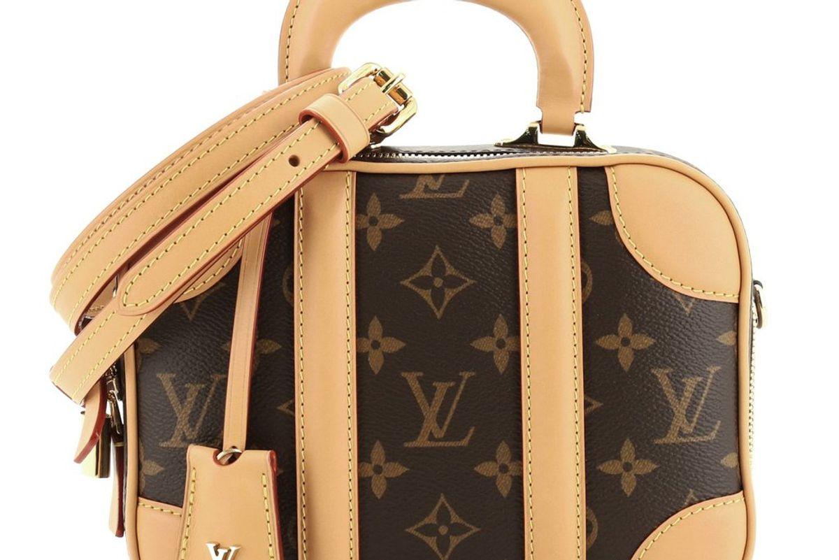 louis vuitton valisette handbag