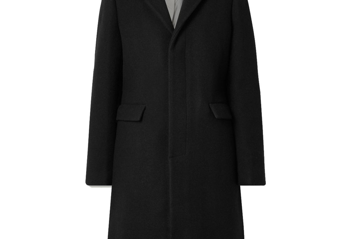 alex mill brittany wool blend coat