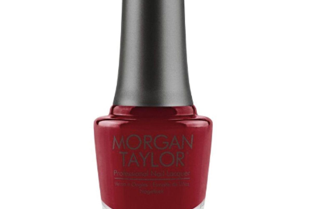 morgan taylor nail polish