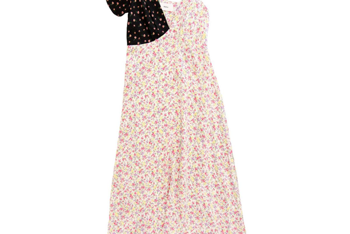 kkco climber dress in ditzy floral