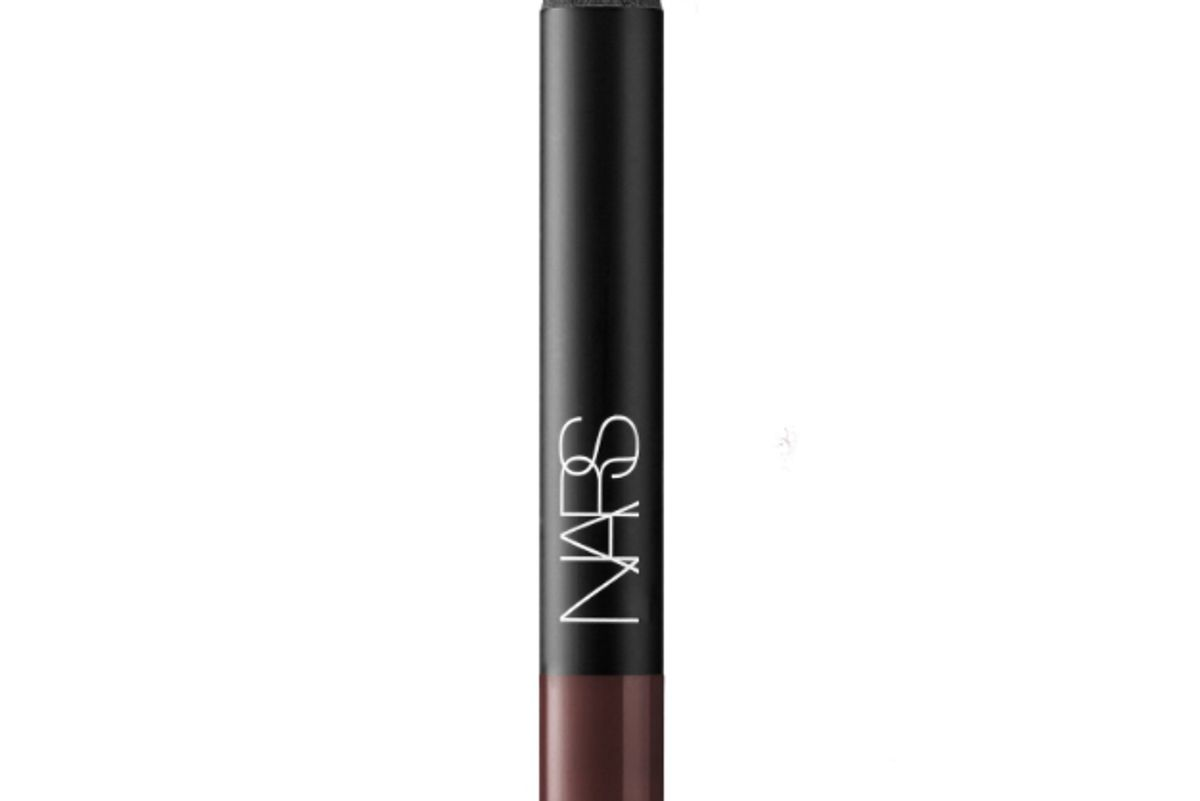nars velvet matte lipstick pencil