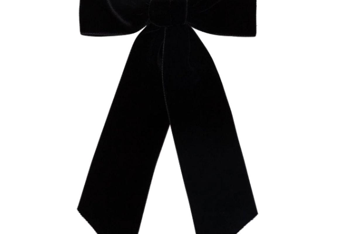 jennifer behr wide bow hair clip