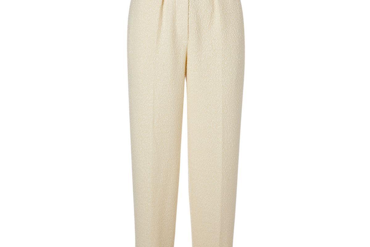 the row landeli wool blend pants