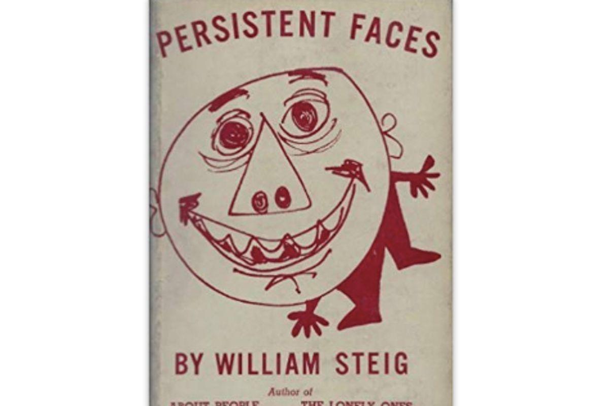 amazon persistent faces william steig
