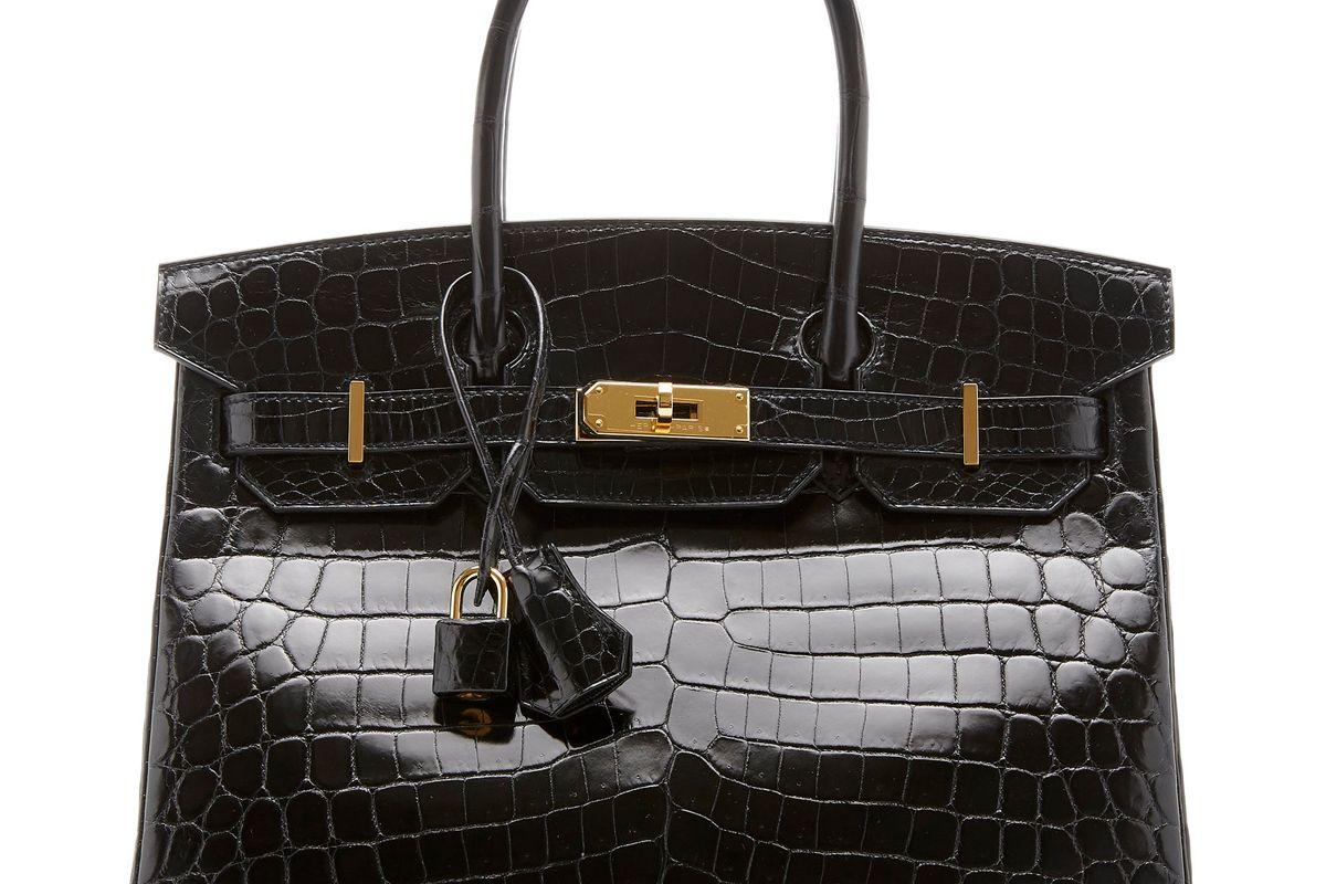 hermes 30cm crocodile birkin bag