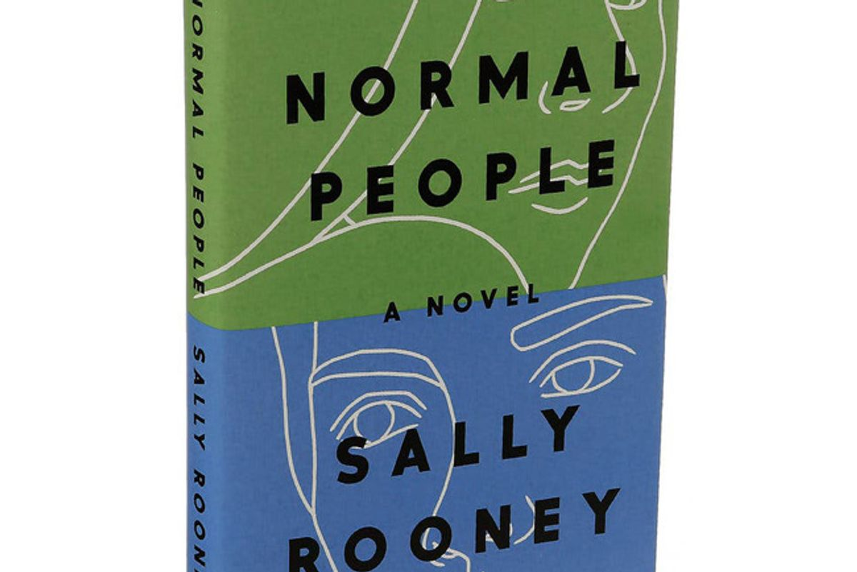 sally rooney normal people a novel