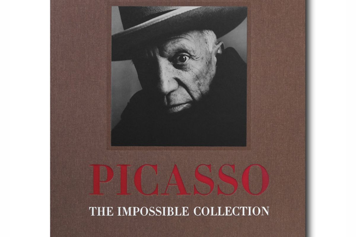 assouline pablo picasso the impossible collection