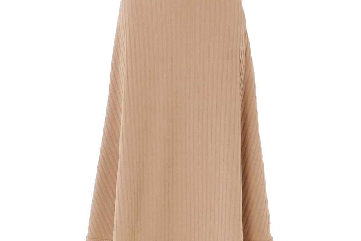maggie marilyn net sustain sandy strolls ribbed knit skirt
