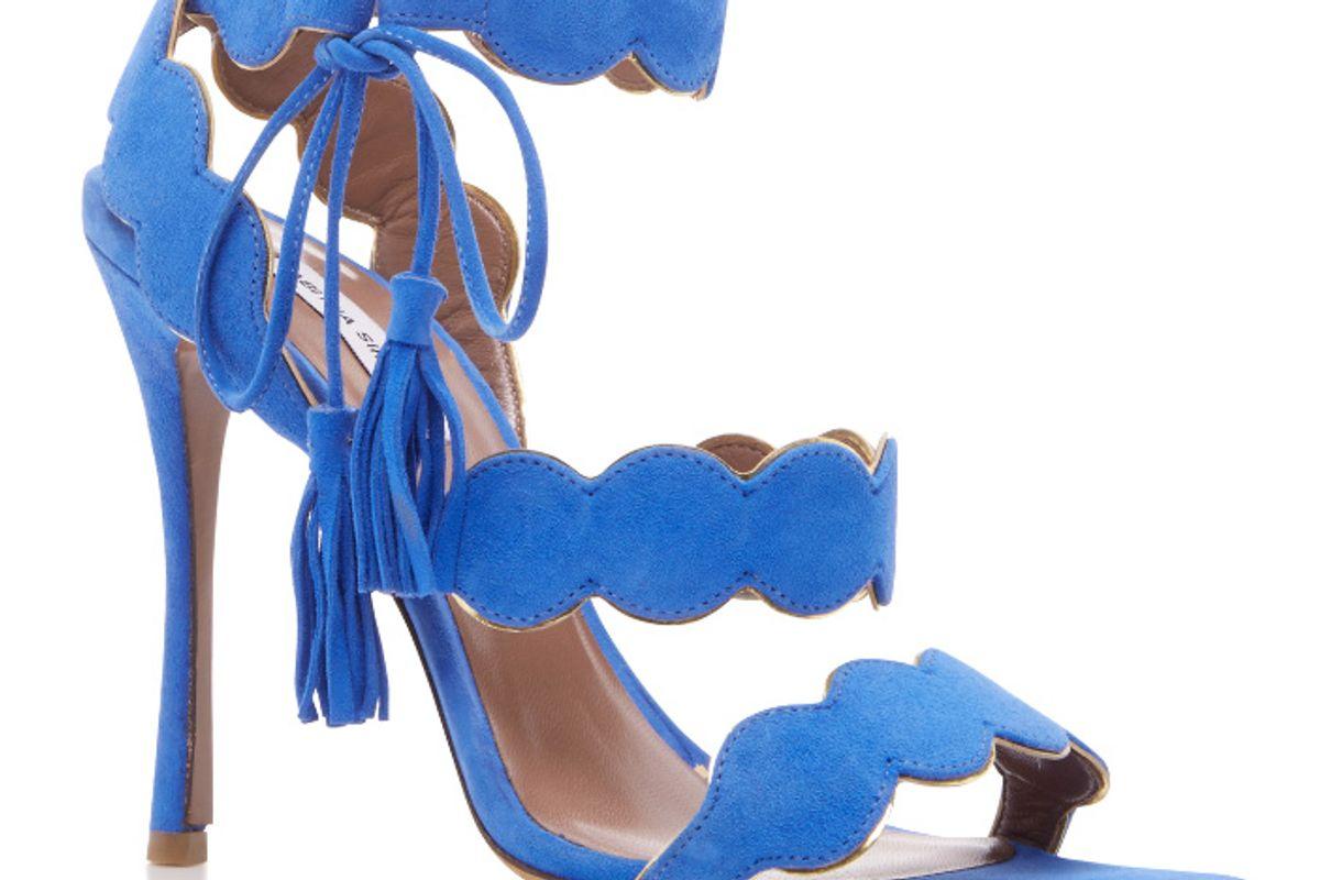 Cirrius Suede Sandal